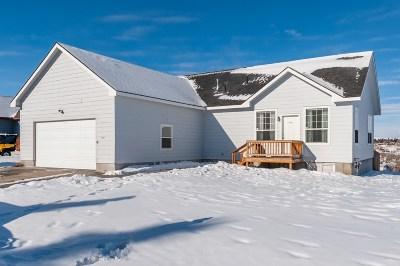 Diamondville Single Family Home For Sale: 14 Glencoe St