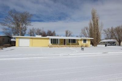 Casper Single Family Home For Sale: 2904 Fleetwood
