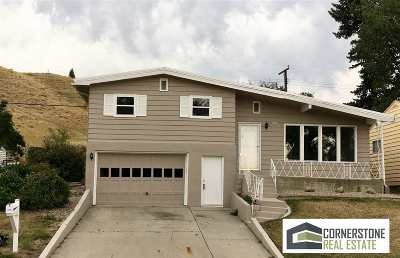 Casper WY Single Family Home For Sale: $169,900