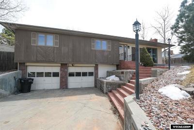 Casper Single Family Home For Sale: 4043 Kent