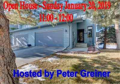 Casper Single Family Home For Sale: 1028 Surrey Ct