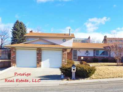 Casper Single Family Home For Sale: 2071 Trojan