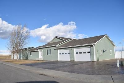 Glenrock Single Family Home For Sale: 400 Sunshine Lane