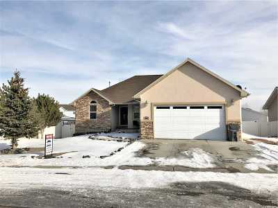 Rock Springs Single Family Home For Sale: 3208 Magnolia