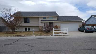 Bar Nunn Single Family Home For Sale: 2217 Absaroka Trail