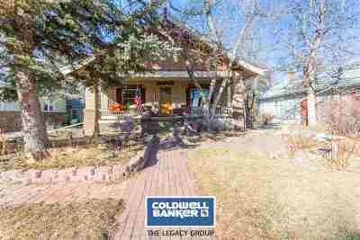 Glenrock, Alcova, Casper, Douglas, Evansville, Bar Nunn, Midwest Single Family Home For Sale: 732 S Grant