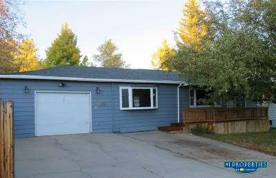 Casper Single Family Home For Sale: 1644 E 17th
