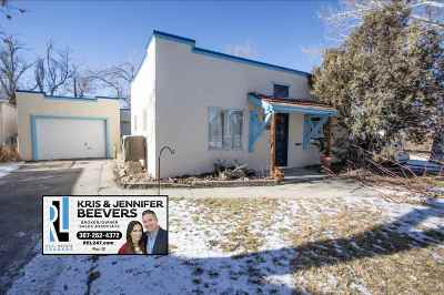 Casper Single Family Home For Sale: 1324 S Cedar