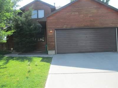 Rock Springs Single Family Home For Sale: 2507 Westridge Dr