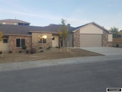 Casper Single Family Home For Sale: 1631 Pinyon