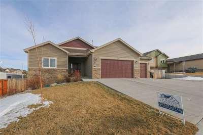 Casper Single Family Home For Sale: 5931 S Oak