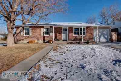 Casper Single Family Home New: 1701 Kingsboro
