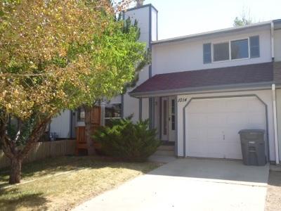 Rock Springs Single Family Home For Sale: 1014 Ponderosa