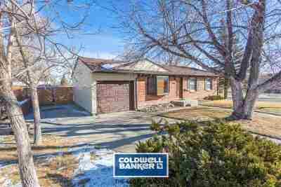 Casper Single Family Home New: 1600 W 27