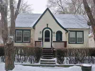 Rock Springs Single Family Home For Sale: 716 D