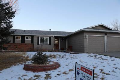 Casper Single Family Home For Sale: 1575 Trojan