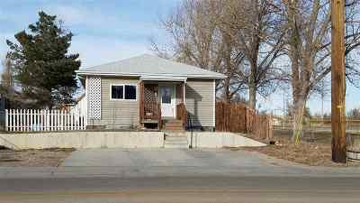"""Casper Single Family Home New: 1338 N """"k"""" St"""