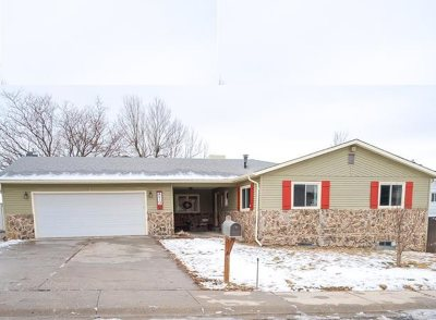 Casper WY Single Family Home For Sale: $269,000