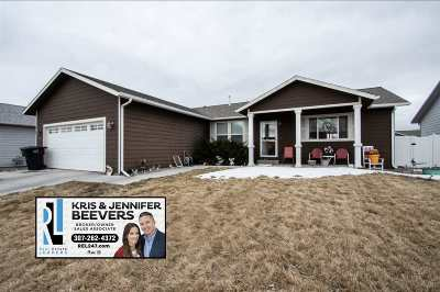 Casper Single Family Home For Sale: 6373 Chief Washakie