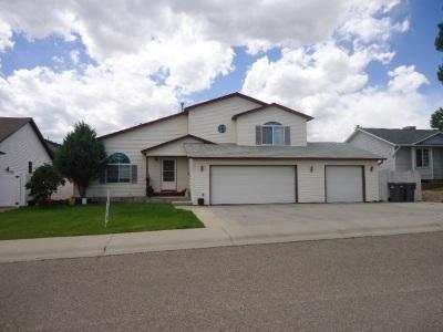 Rock Springs Single Family Home For Sale: 207 Wild Rose Lane