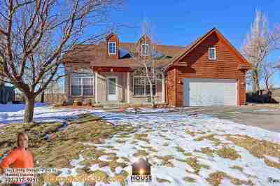 Casper Single Family Home New: 4220 Deer Run
