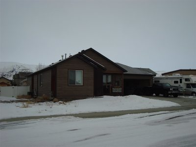 Rock Springs Single Family Home New: 3904 Blue Heron St