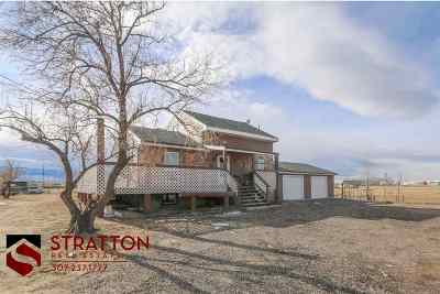 Casper WY Single Family Home New: $244,000