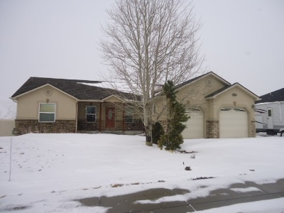 Green River Single Family Home For Sale: 1340 Doe