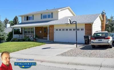 Glenrock, Alcova, Casper, Douglas, Evansville, Bar Nunn, Midwest Single Family Home For Sale: 915 Stafford