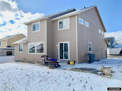 Rock Springs Single Family Home For Sale: 331 Via Assisi