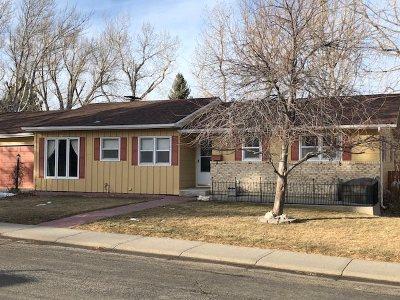 Casper Single Family Home For Sale: 2110 W 41st