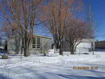 Fort Bridger Single Family Home For Sale: 210 Sharp