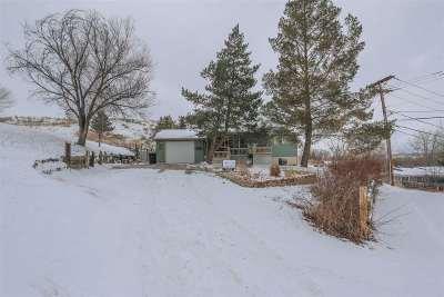 Glenrock Single Family Home For Sale: 307 S Ash