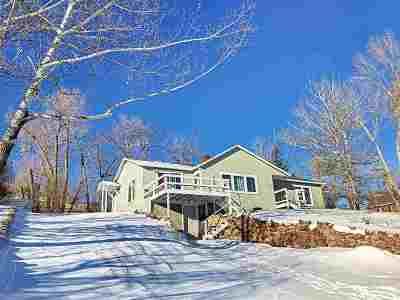 Buffalo Single Family Home For Sale: 462 S Main