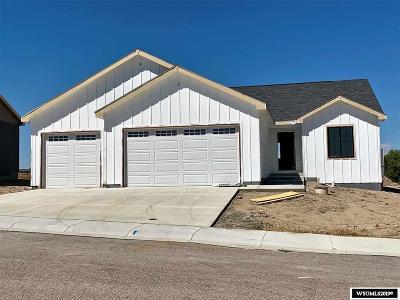 Glenrock, Alcova, Casper, Douglas, Evansville, Bar Nunn, Midwest Single Family Home For Sale: 1064 Big Horn Drive