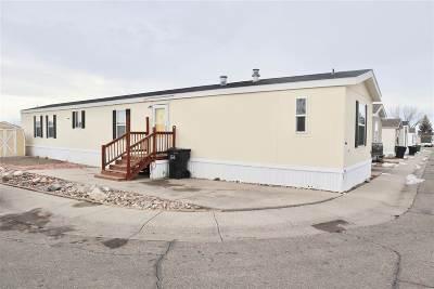 Casper Single Family Home For Sale: 111 N Forest #35