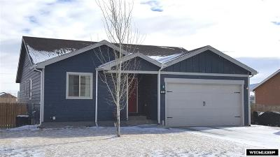 Mills Single Family Home For Sale: 773 Badger