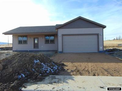 Casper Single Family Home For Sale: 2510 Hope