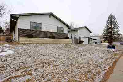 Casper Single Family Home For Sale: 3491 E 18th