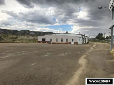 Rock Springs Commercial For Sale: 1539 Foothill