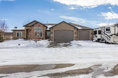 Rock Springs Single Family Home For Sale: 2706 Seattle Slew Dr.