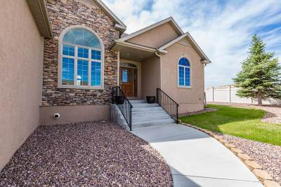 Rock Springs Single Family Home For Sale: 1301 Sand Pointe