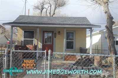 Casper Single Family Home For Sale: 918 St. Mary