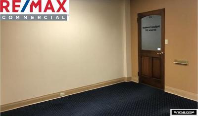 Casper Commercial For Sale: 330 S Center, Suite 420