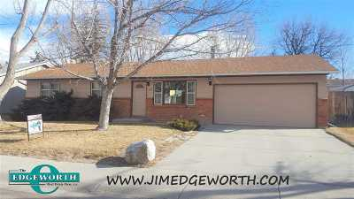 Casper Single Family Home For Sale: 19 Jonquil