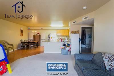 Casper Single Family Home For Sale: 2611 E 15th #301