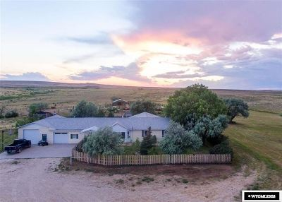 Casper Single Family Home For Sale: 3250 Cattle Trail