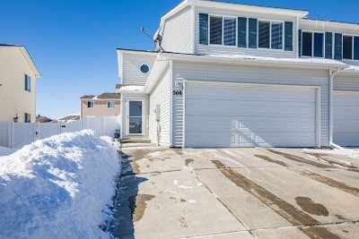 Rock Springs Single Family Home For Sale: 508 Rampart