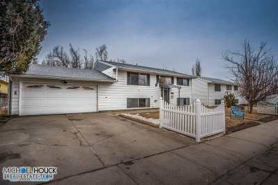 Casper Single Family Home For Sale: 1000 S Forest