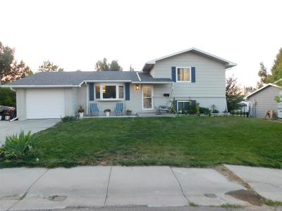 Casper Single Family Home For Sale: 1882 Breck